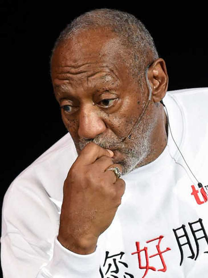 Bill Cosby hat erstmals den Missbrauch zugegeben