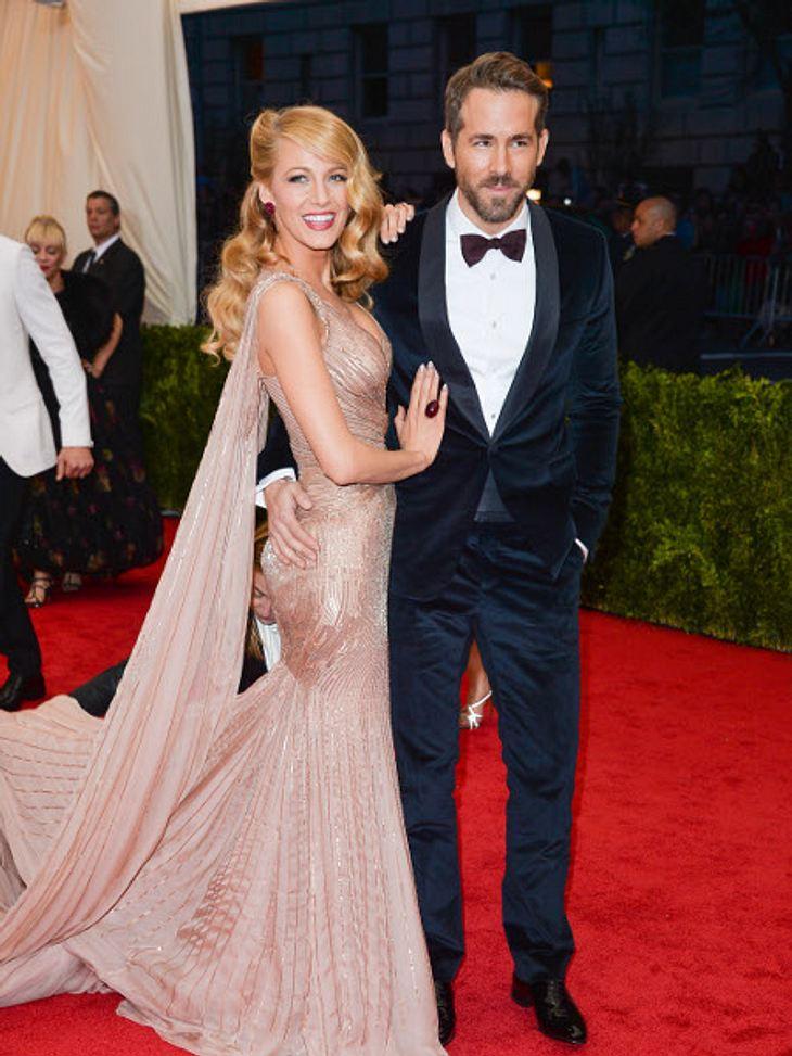 """Für ihn ist seine Frau die """"Beyoncé der roten Teppiche"""""""