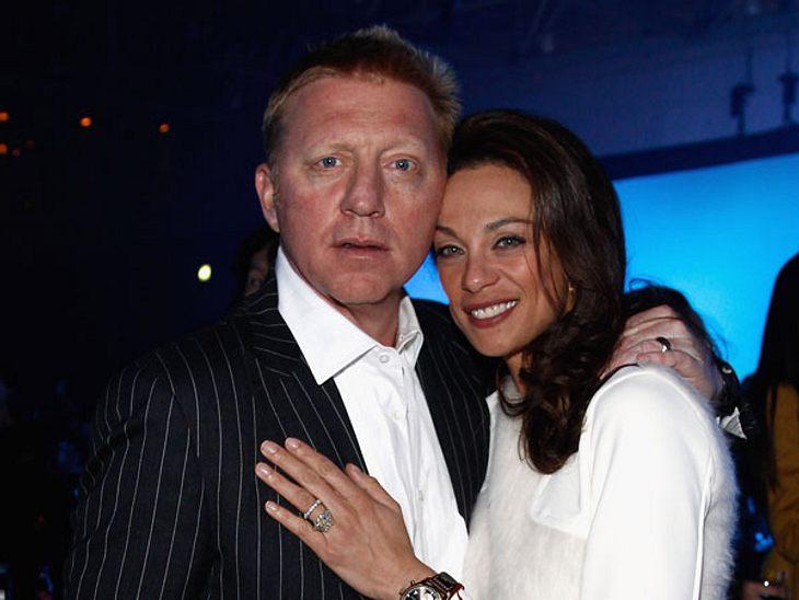 Boris Becker leidet unter den unverschämten Sprüchen seiner Frau Lilly.