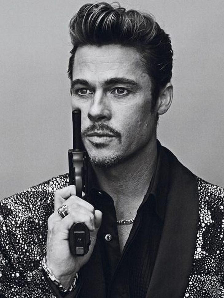Brad Pitt - mal anders!...als raffinierter Verbrecher