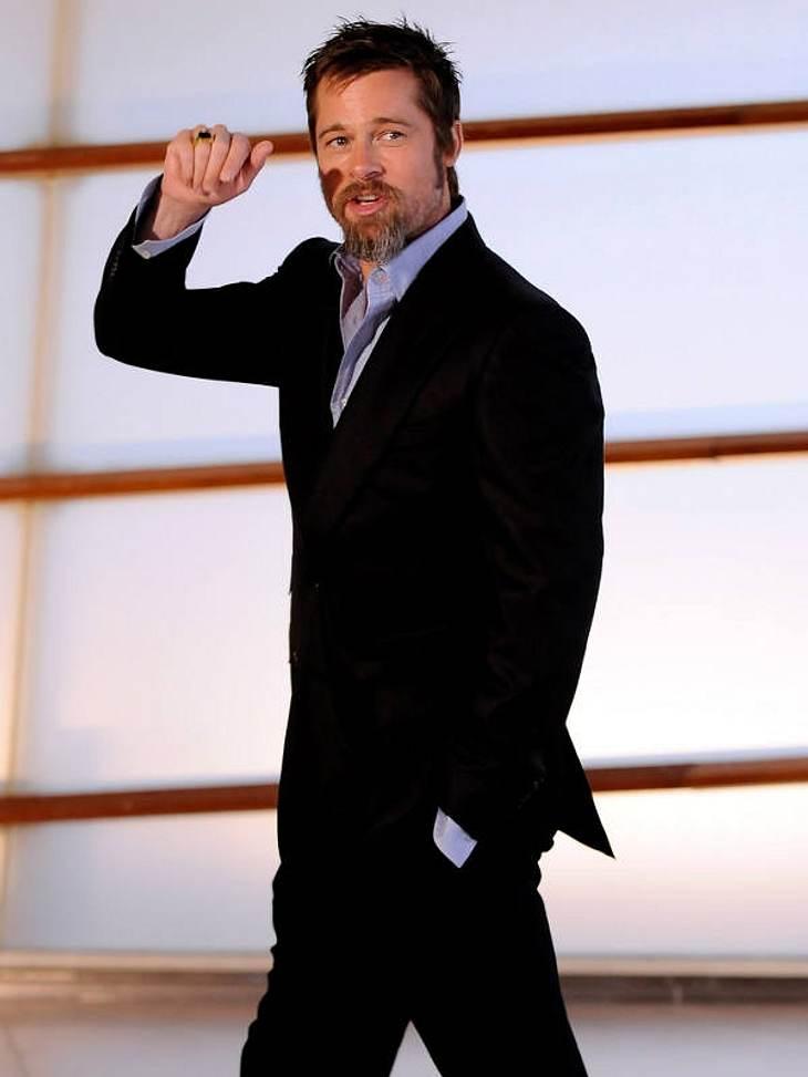 Unter anderem Brad Pitt wird Freitagabend (Ortszeit) ans Telefon gehen, wenn die Spendenanrufe eingehen.
