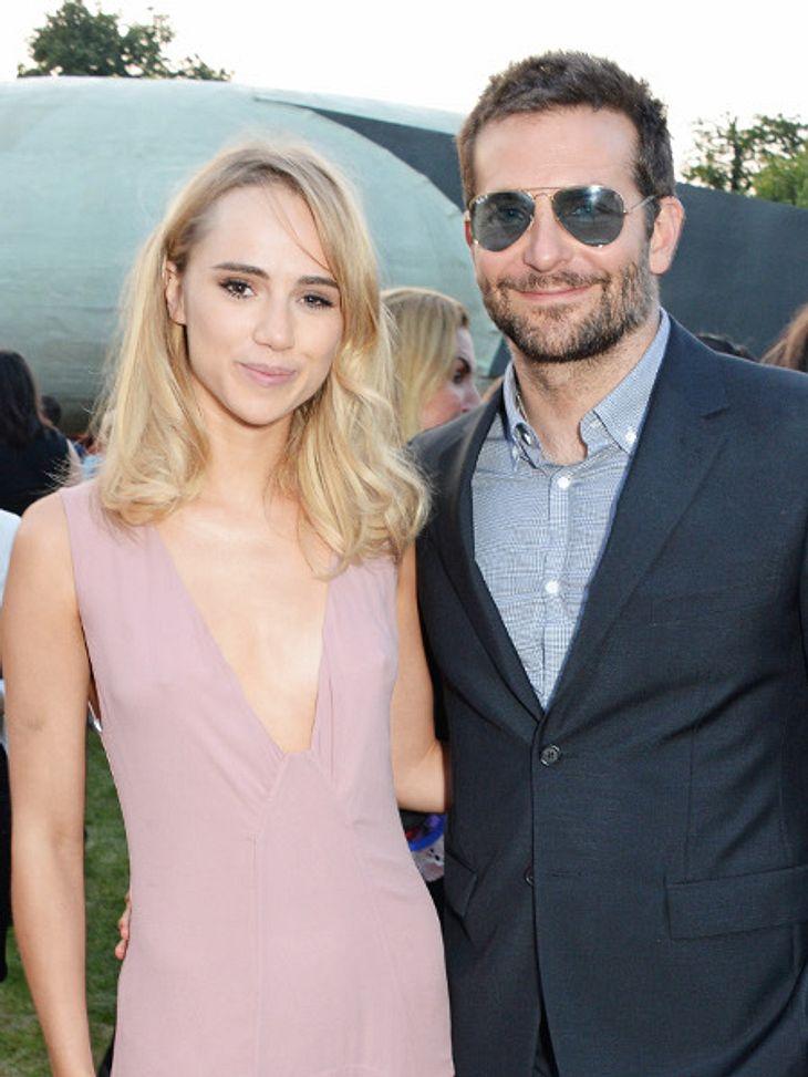 Liebescomeback von Bradley Cooper und Suki Waterhouse?