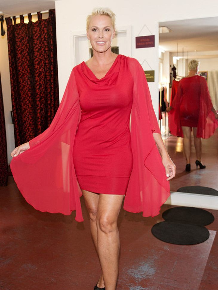 Brigitte Nielsen erlebte bei Promi Shopping Queen ein Geschmacks-Orgasmus