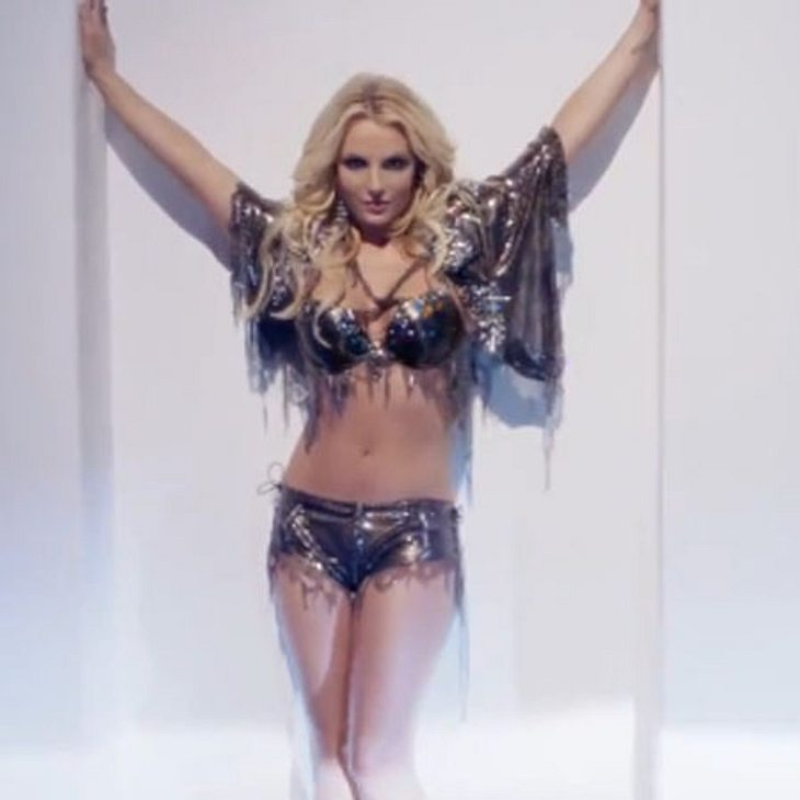 "Britney Spears im Video zu ""Work B**ch"""