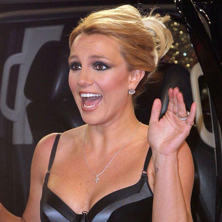 Wird Britney Spears dem Druck standhalten können?