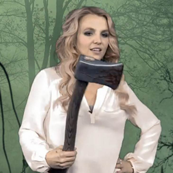 Britney Spears verbreitet Angst und Schrecken
