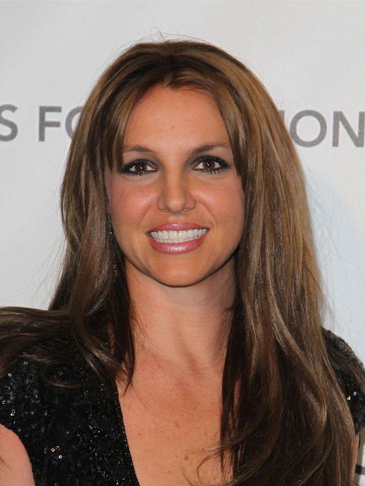 Hoffentlich hat Britney endlich Glück in der Liebe