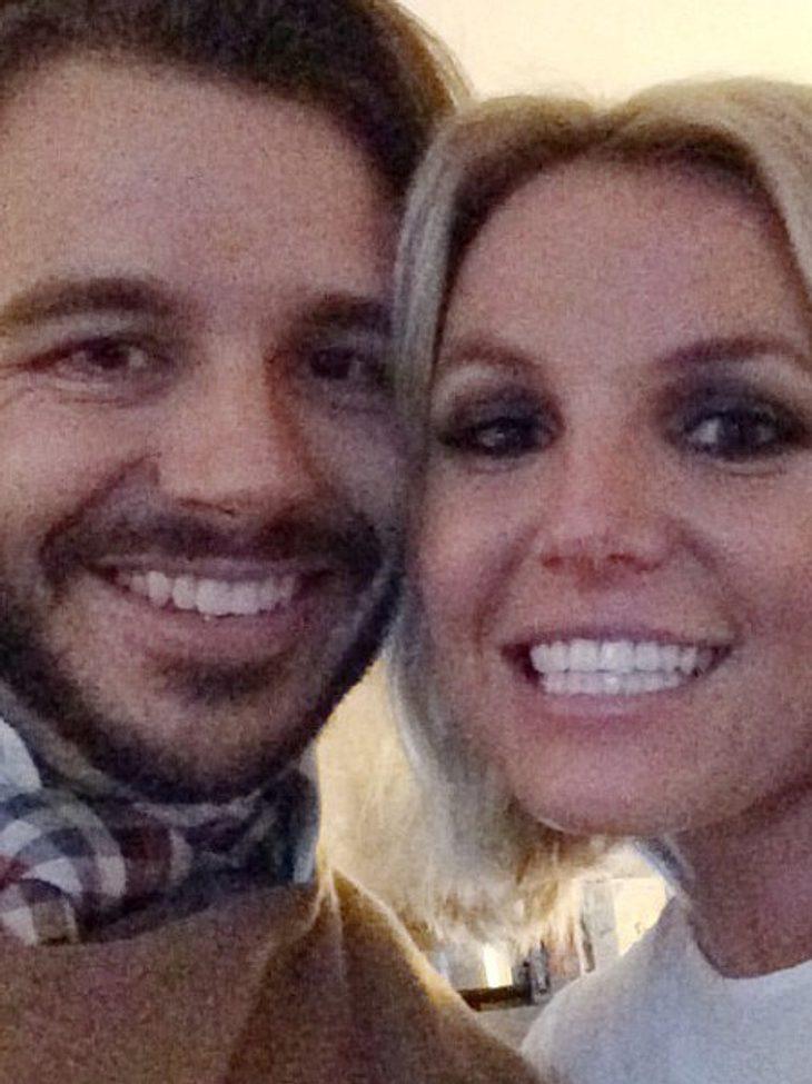 Britney Spears und ihr neuer Freund Charlie Ebersol