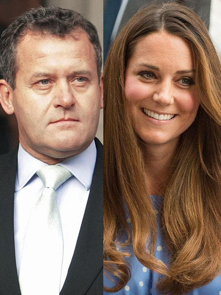 Der früherer Butler von Lady Di ist der Meinung, Kate Middleton hat es leichter.