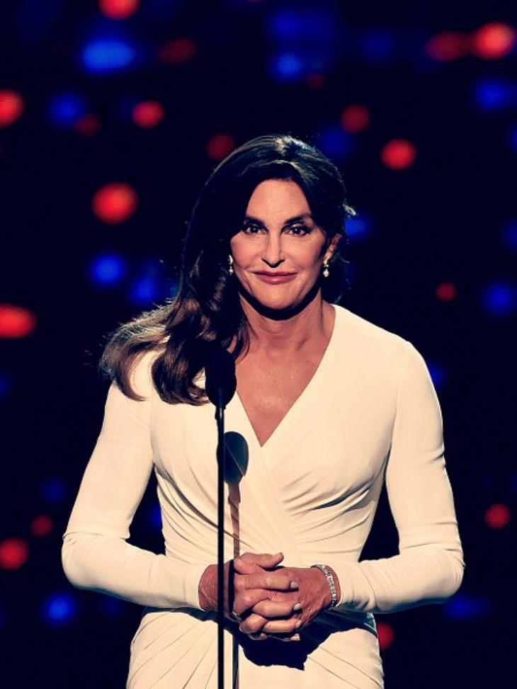 Caitlyn Jenner hielt bei den ESPY-Awards eine emotionale Rede