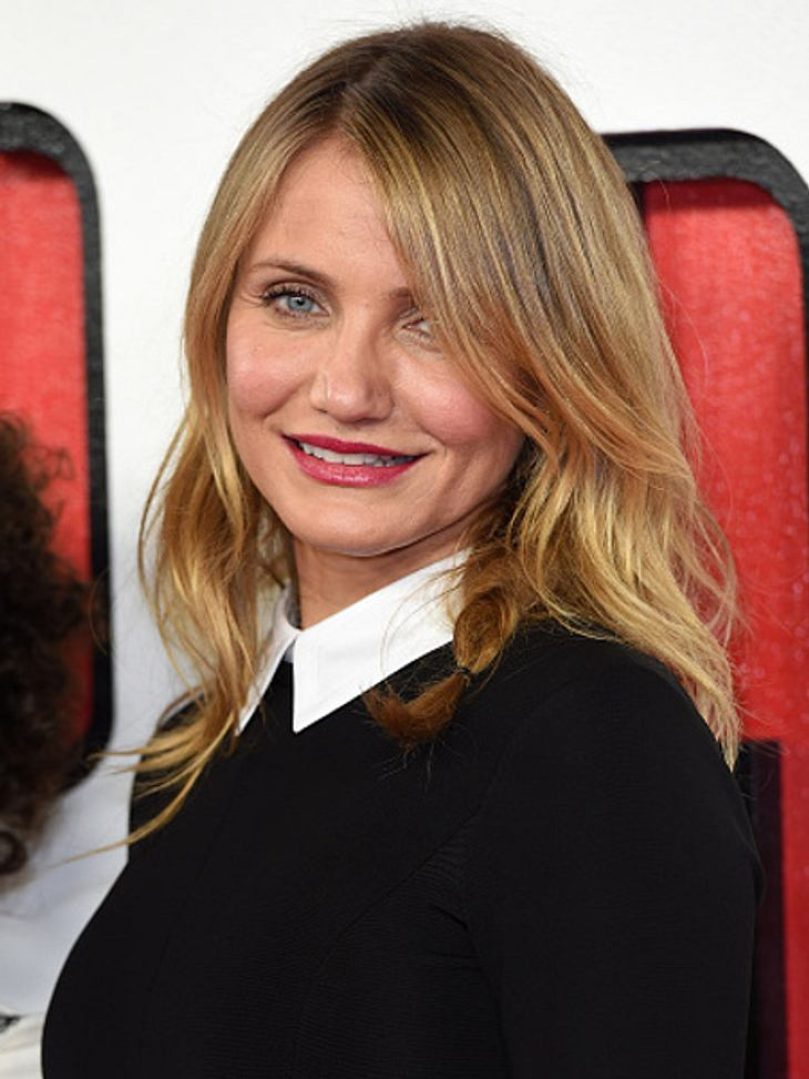 Cameron Diaz will Mutter werden