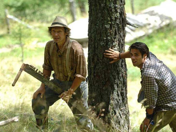 """""""Die Alm - Promischweiß und Edelweiß"""": Die HighlightsWelchen Baum nehmen wir denn jetzt?"""