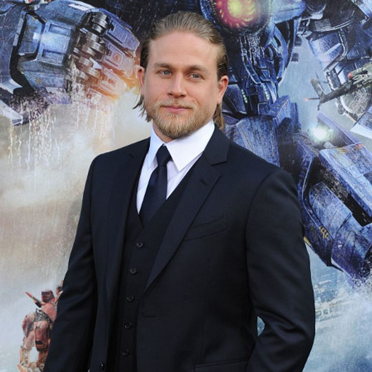 "Charlie Hunnam hat keine Angst vor ""Shades of Grey"""