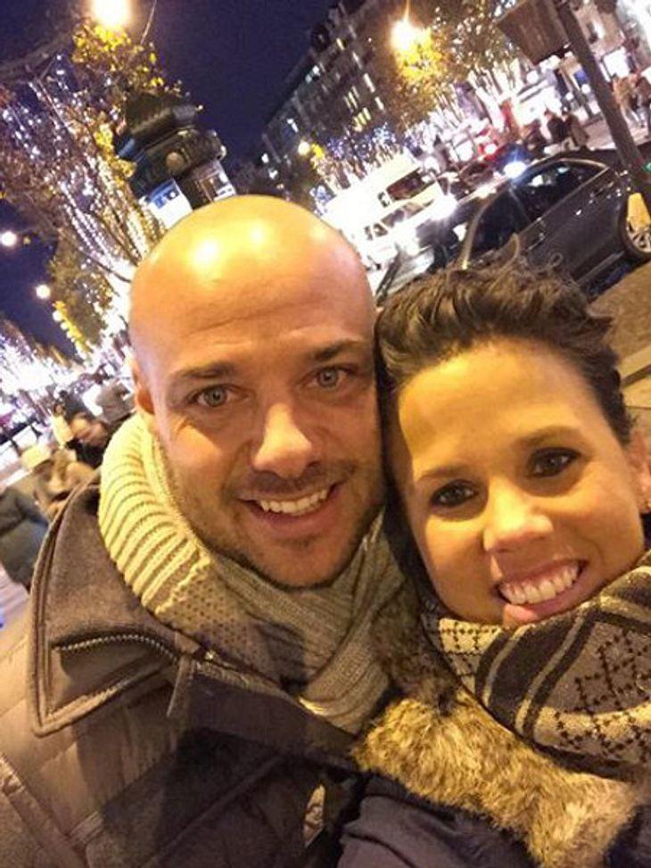 Christian und Claudia beim Liebes-Urlaub in Paris