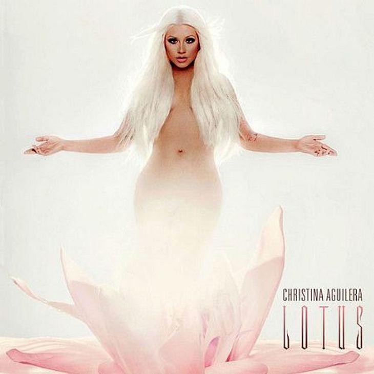 """Christina Aguilera: Ihr neues Album """"Lotus"""""""