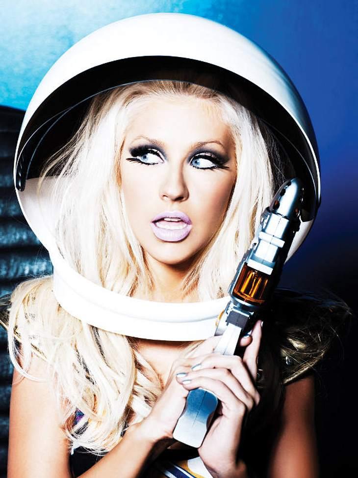 Die größten Popstars der letzten 20 JahrePlatz 12 - Christina Aguilera (31)