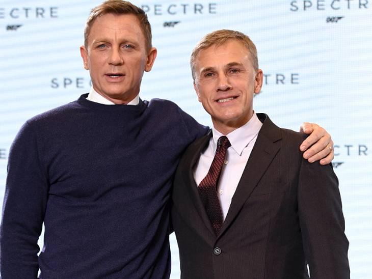 """Christoph Waltz spielt den Bösewicht im neuen """"James Bond""""-Film"""