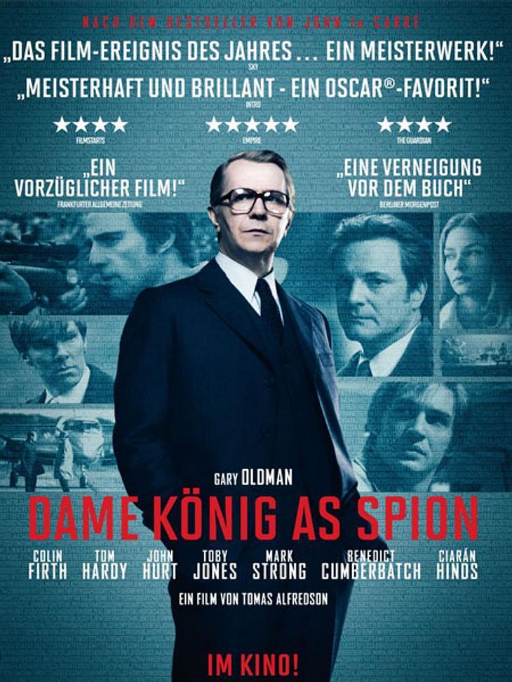 "Unser Kino-Tipp: 'Dame König As Spion"" ab dem 02.02.2012 im Kino"