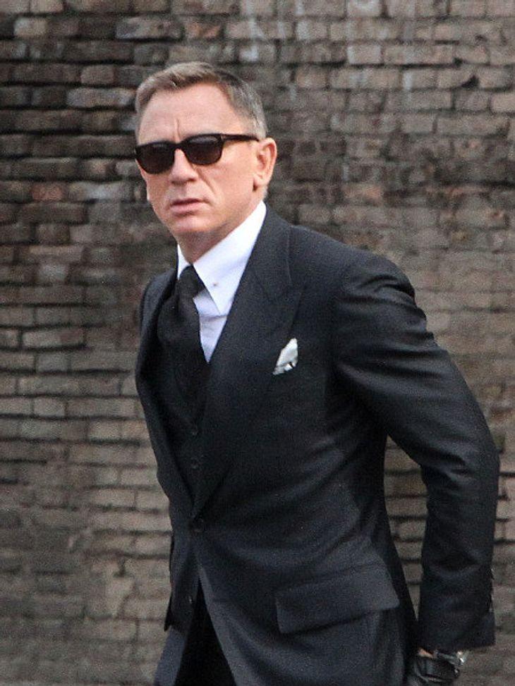 Daniel Craig möchte weiterhin James Bond spielen
