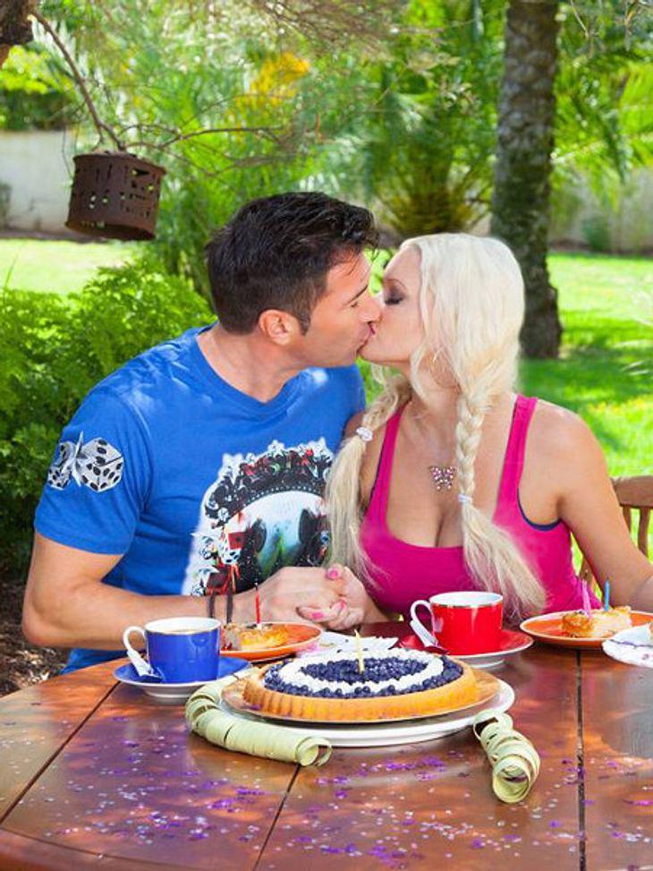 Daniela Katzenberger und ihr Lukas sind immer noch total verliebt