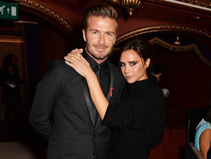 David Beckhams Tochter Harper findet ihn zu dick