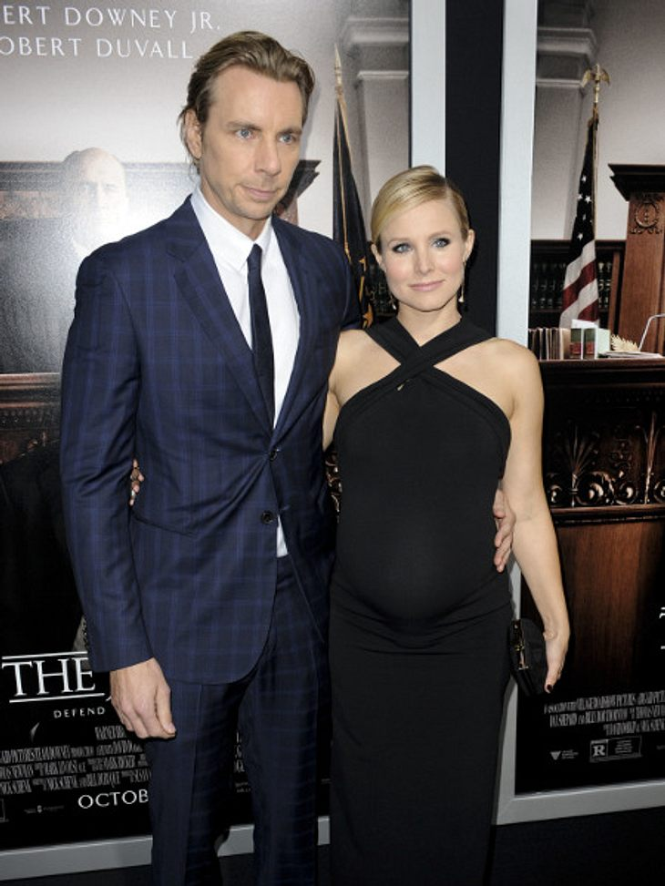 Kristen Bell und Dax Shepard sind zum 2. Mal Eltern geworden