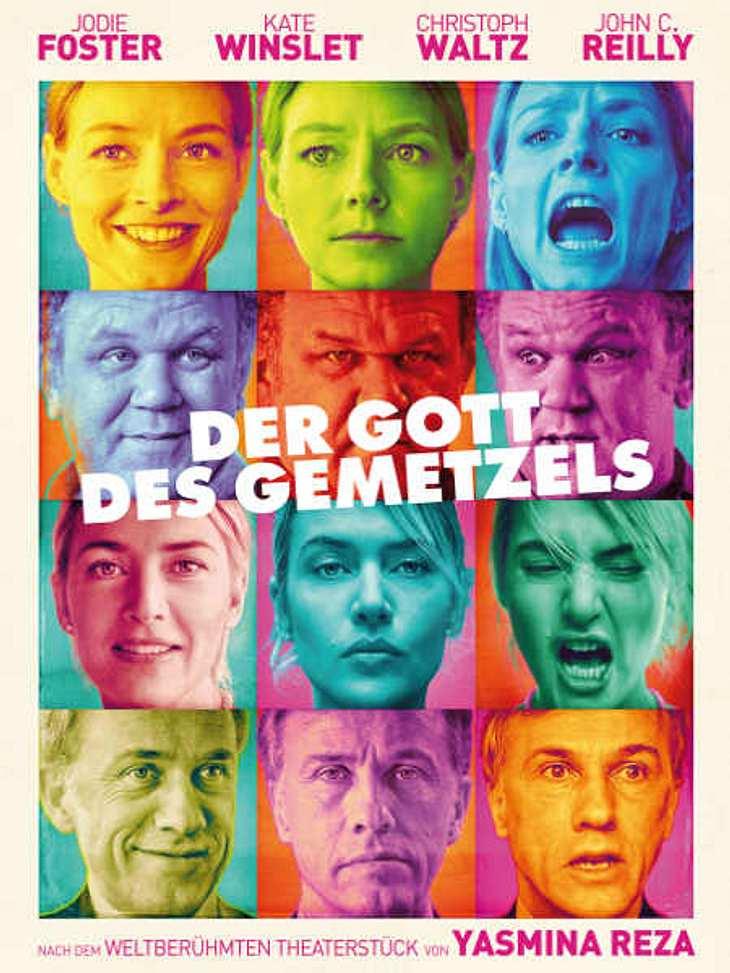 """Unser Kino-Tipp: """"Der Gott des Gemetzels"""" ab dem 24.11.2011 im Kino"""
