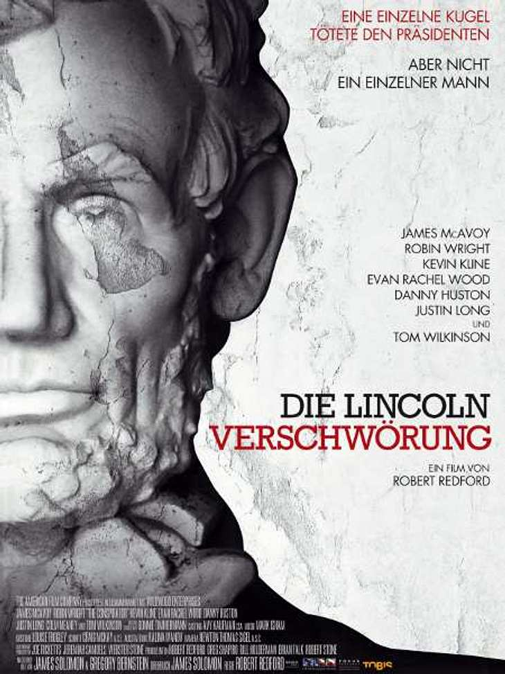 """Unser Kino-Tipp: """"Die Lincoln Verschwörung"""" ab dem 29.09.2011 im Kino"""