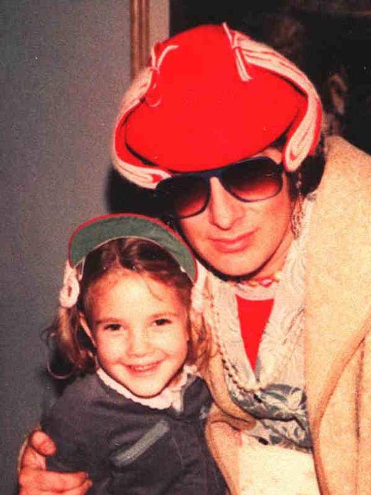 """Was wurde eigentlich aus den Kinderstars?Ihre erste richtige Rolle hatte Drew Barrymore (36) im alter von sechs Jahren im All-Time-Klassiker """"E.T. - Der Außerirdische. Das war der Beginn ihrer Karriere."""