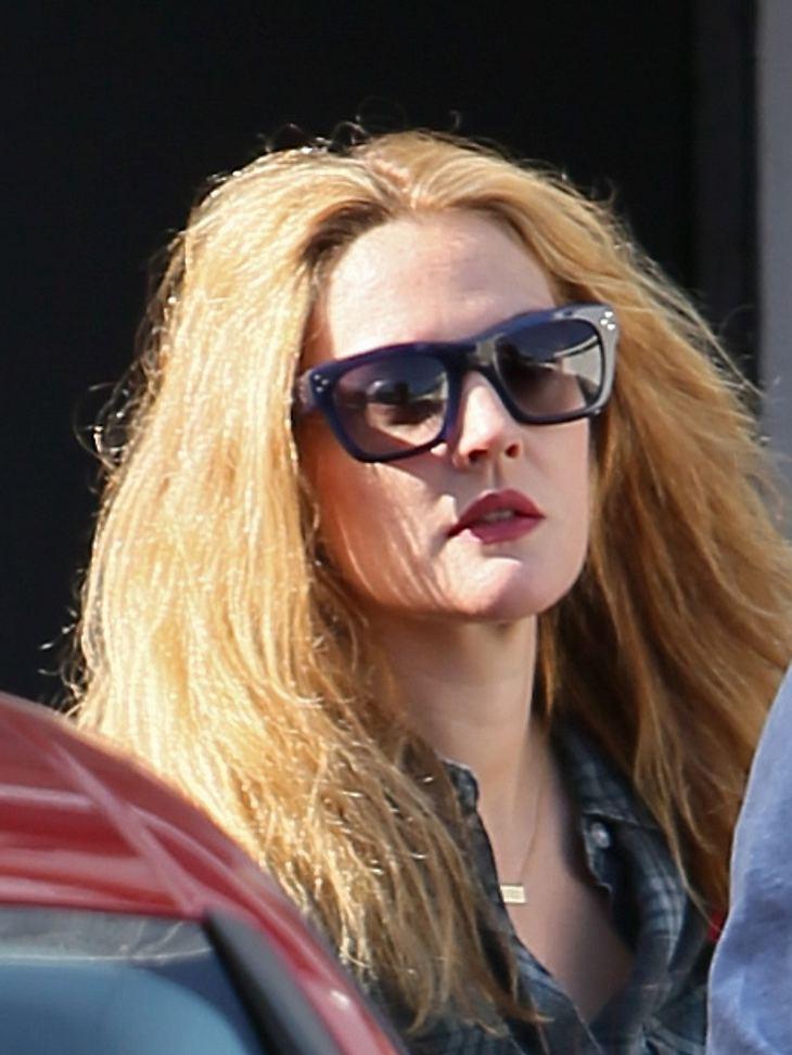 Drew Barrymore ist erblondet