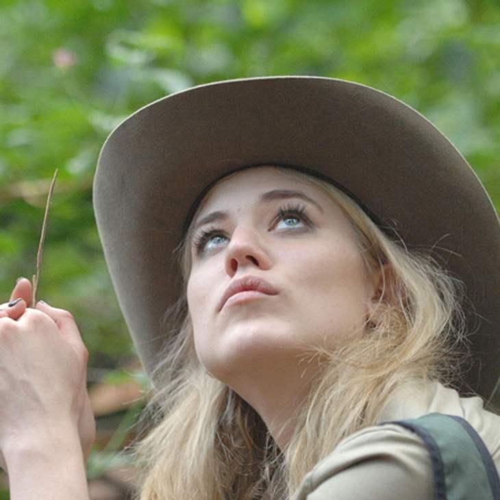 Dschungelcamp 2014: Larissa Marolt - ihre Sprüche sind schon jetzt legendär.