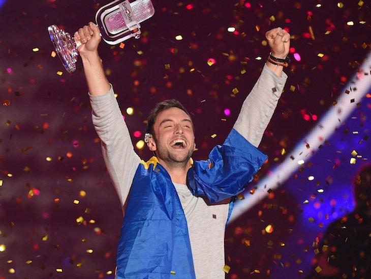 Måns Zelmerlöw ist der Gewinner des ESC 2015