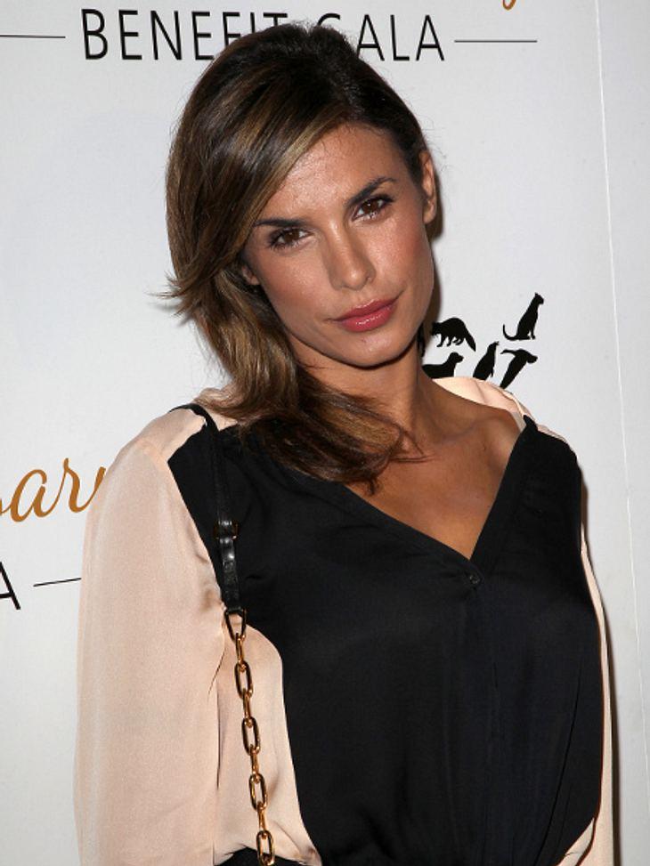 Elisabetta Canalis erlitt eine Fehlgeburt