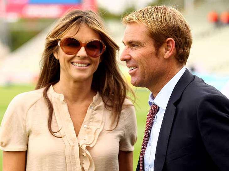Glücklich: Elizabeth Hurley und Shane Warne haben sich verlobt!