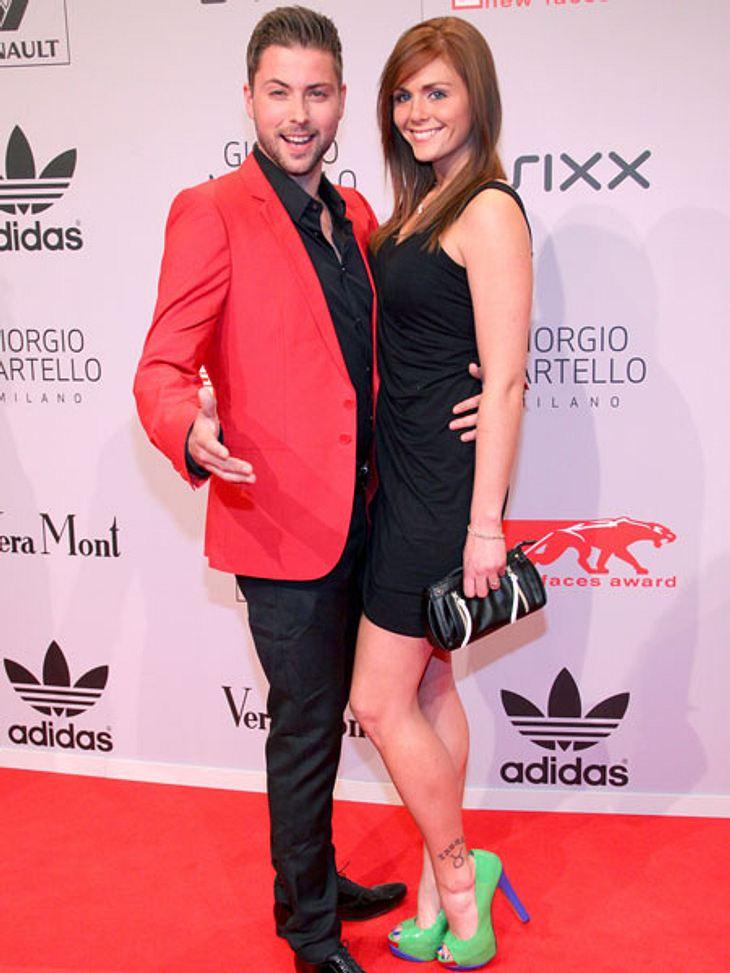 Felix von Jascheroff und seine Freundin Lisa Steiner bekommen ein Baby
