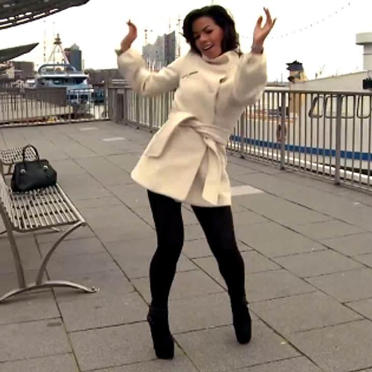 Fernanda Brandao: Happy in Hamburg