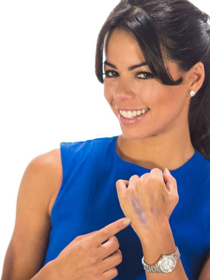 Fernanda Brandao: Two-Tone-Look! So sorgt ihr für bunte AUGENBlicke!
