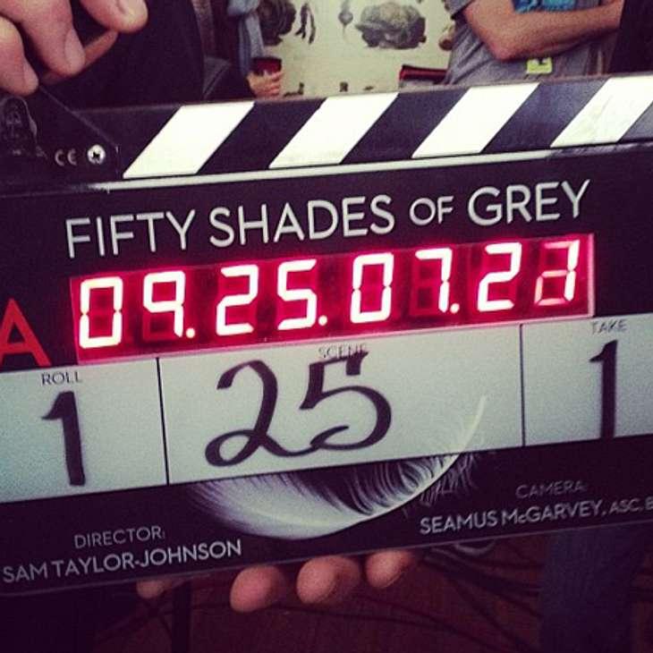 Fifty Shades of Grey: Das erste Bild vom Set