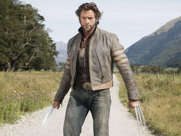 """Filmstars - Wer eigentlich ihre Rollen spielen sollte: """"X-Men"""",Hugh Jackman als Wolverine in den """"X-Men""""-Filmen lässt viele Frauenherzen höher schlagen. Ob diese Filmstars das auch geschafft hätten?"""