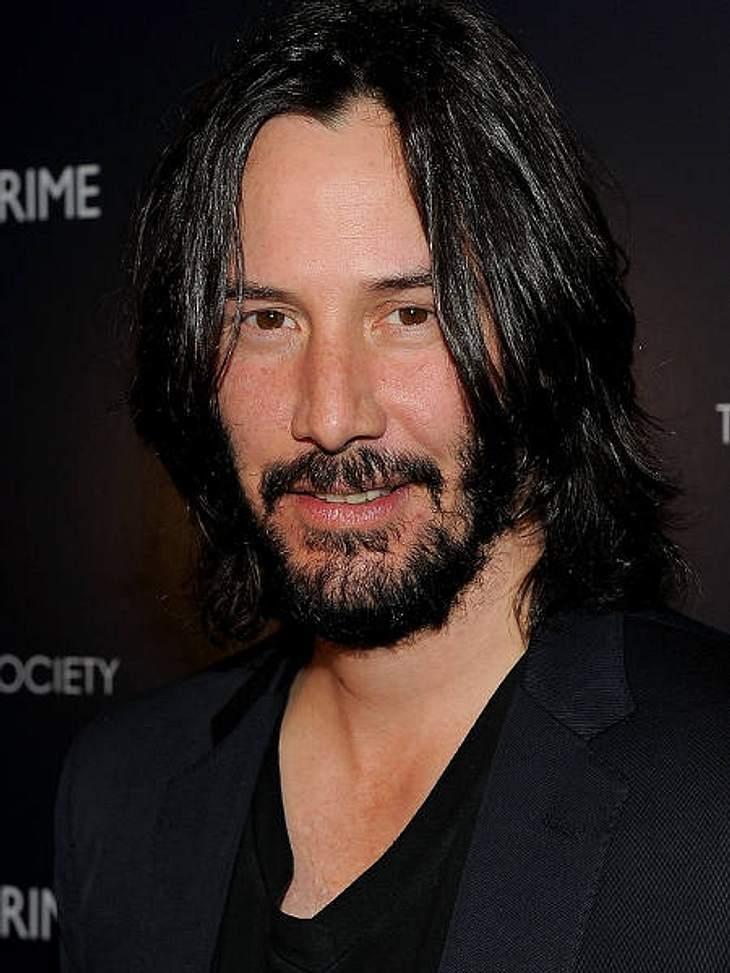 Stars & ihre heimliche LiebeSie wollte Keanu Reeves (43) rumkriegen.