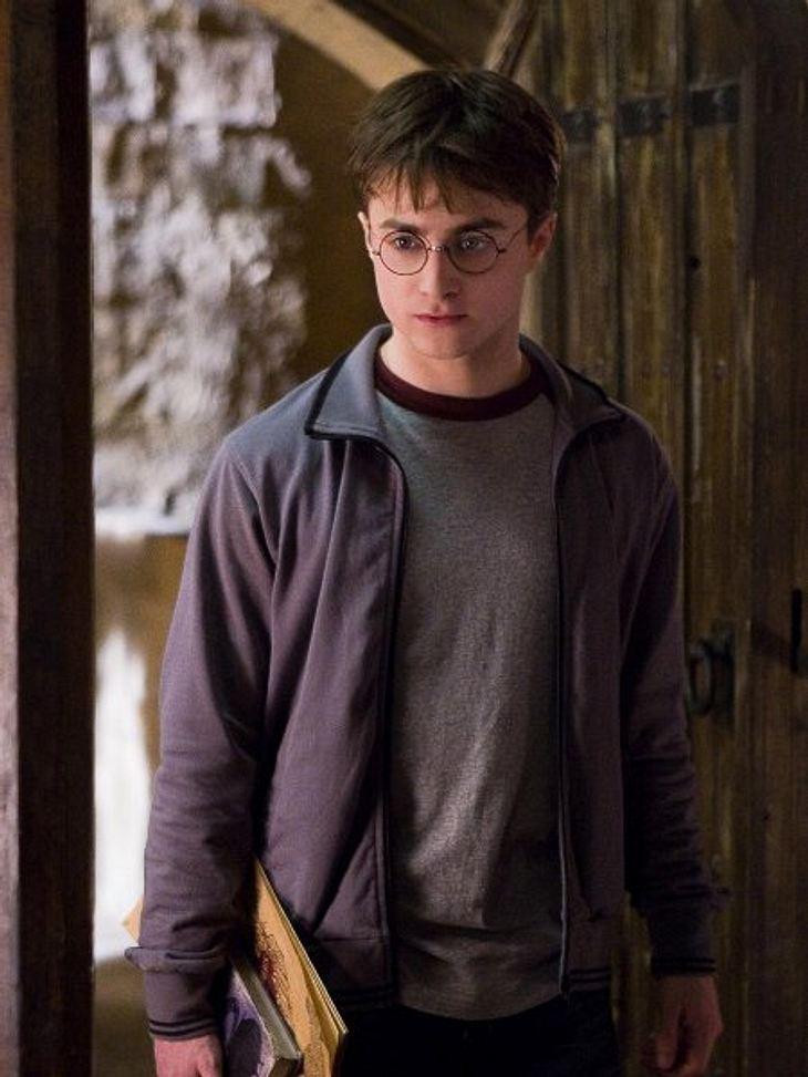 """Filmstars - Wer eigentlich ihre Rollen spielen sollte: """"Harry Potter"""",Der kleine englische Junge Daniel Radcliffe wurde mit """"Harry Potter"""" zu einem der großen Filmstars. Er hatte Glück, denn er hatte """"Harry Potter&q"""