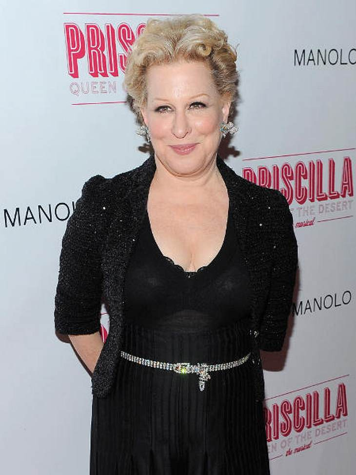 Bette Midler Betty