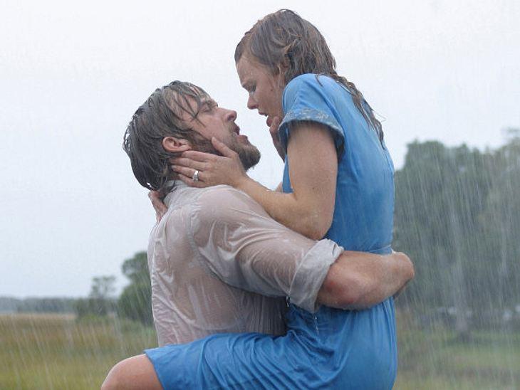 """Filmstars - Wer eigentlich ihre Rollen spielen sollte: """"Wie ein einziger Tag"""",Es war sooooo schön romantisch zwischen Ryan Gosling und Rachel McAdams in """"Wie ein einziger Tag"""". Doch auch eine andere Schaupielerin wollte"""