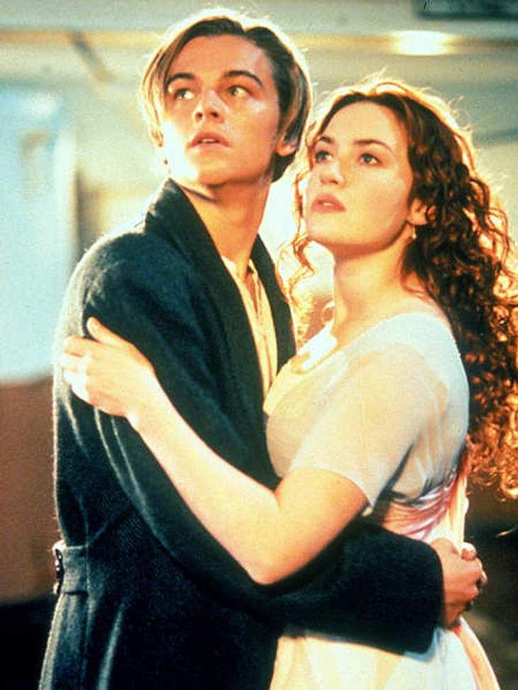 """Filmstars - Wer eigentlich ihre Rollen spielen sollte: """"Titanic"""",""""Titanic"""" war der Durchbruch für die damals noch ziemlich unbekannte Kate Winslet. Im Casting war sie aber stärker als ihre prominente Konkurrenz..."""