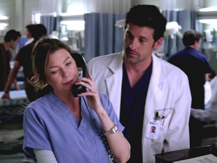 """Filmstars - Wer eigentlich ihre Rollen spielen sollte: """"Grey's Anatomy"""",Die Rolle des Dr. Derek Shepard, alias """"McDreamy"""" aus """"Grey's Anatomy"""", wäre auch beinahe nicht an Patrick Dempsey gegangen."""