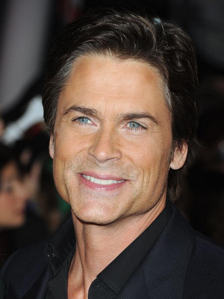 """Filmstars - Wer eigentlich ihre Rollen spielen sollte: """"Grey's Anatomy"""",Rob Lowe hätte beinahe """"McDreamy"""" gespielt. Wir sind mit Patrick Dempsey ganz glücklich..."""