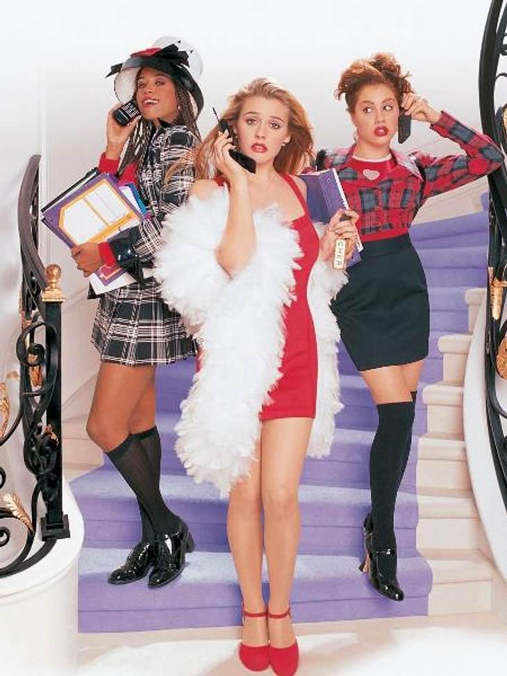 """Filmstars - Wer eigentlich ihre Rollen spielen sollte: """"Clueless"""",Das verzogene Teenie-Girl aus """"Clueless"""" spielte Alicia Silverstone extrem erfolgreich. Sie war aber nicht die erste Wahl für die Rolle."""