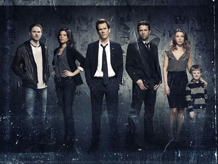 """""""The Following""""-Cast"""