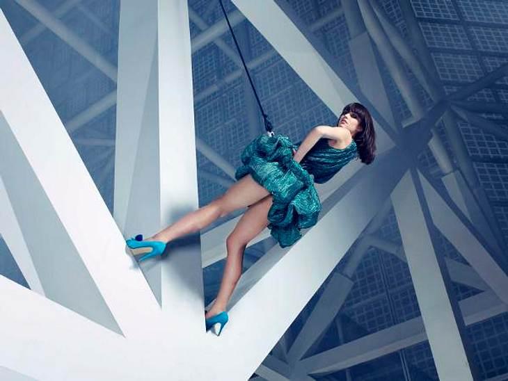 Germany's next Topmodel: Die Models gingen in die Luft