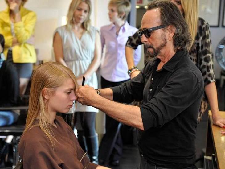 Germany's next Topmodel: Das tränenreiche Umstyling